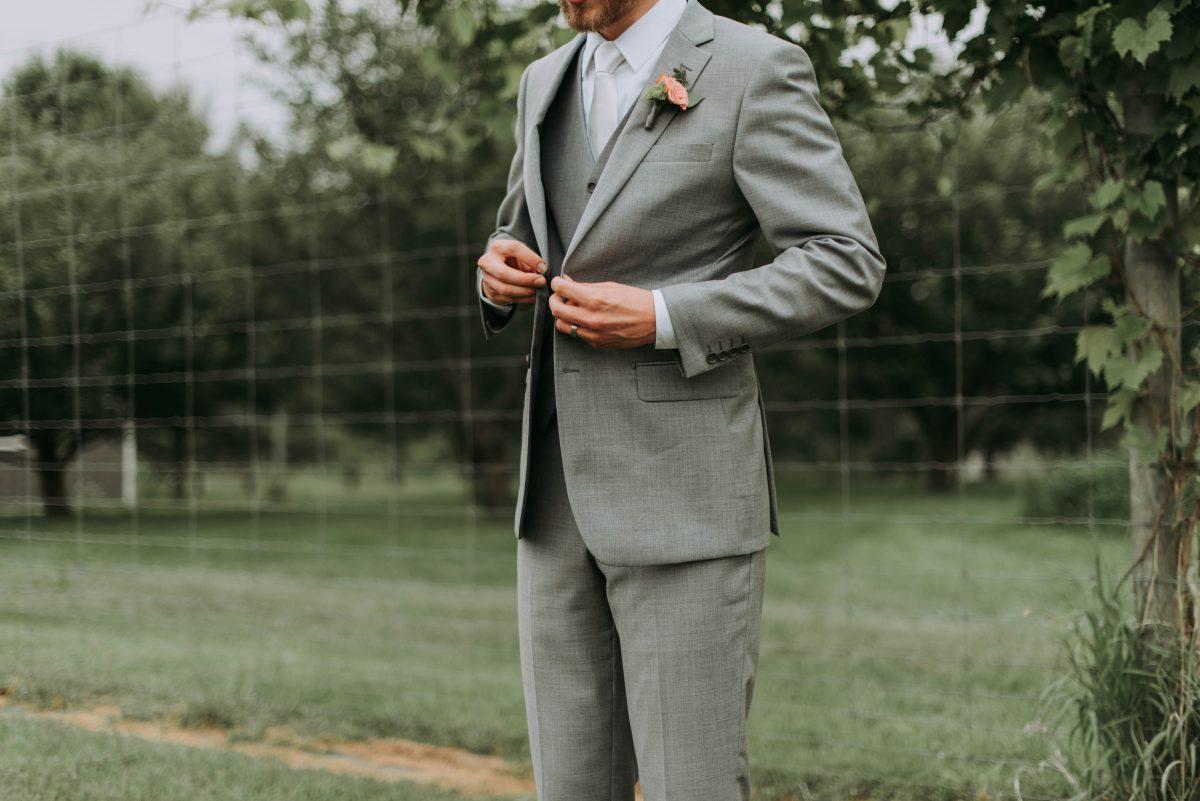Choisir son costume de mariage