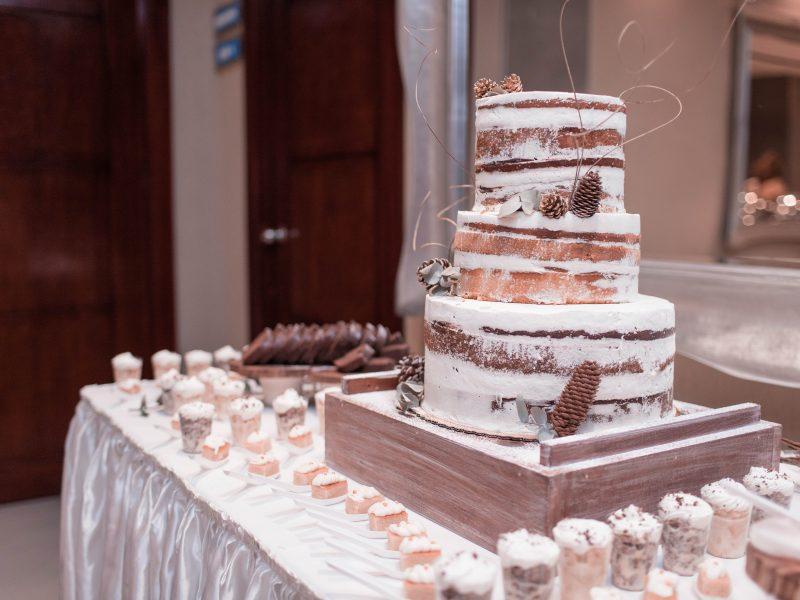 Gâteau de mariage