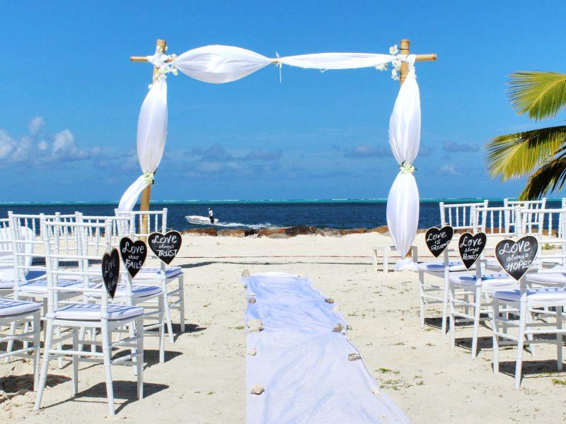 réception de mariage 1
