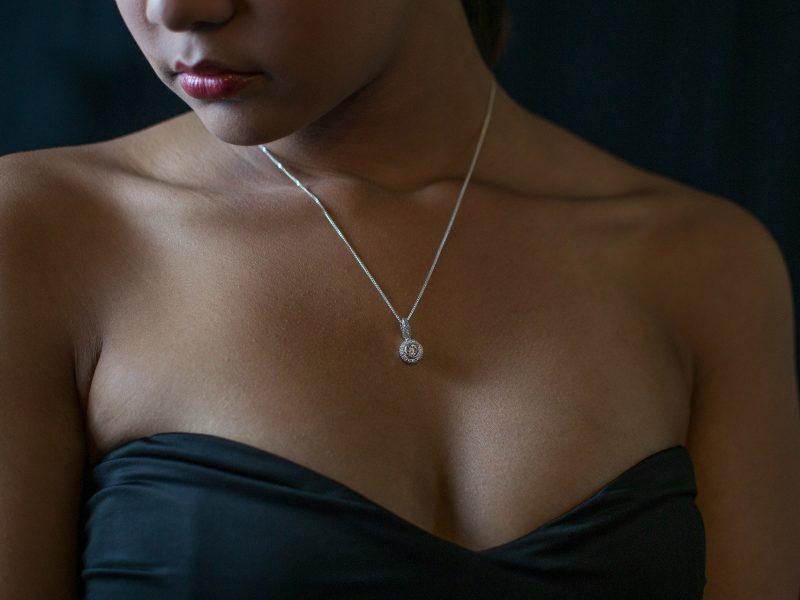 Boucles d'oreille diamant